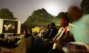 MDG : FESPACO Panafrican film festival in Ouagadougou , Burkina Faso
