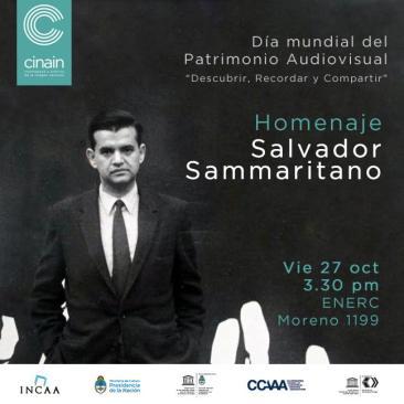 sammaritano homenaje 2017