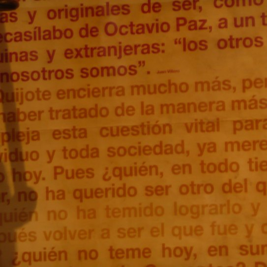 Octavio Paz sobre El Quijote